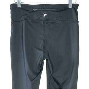 Old Navy Pants - Old Navy Active | Go-Dry Black workout Pants L